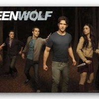 Teen Wolf - Group TV Poster