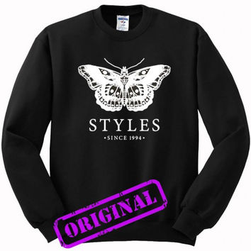 Harry Styles 94 for sweater black, sweatshirt black unisex adult