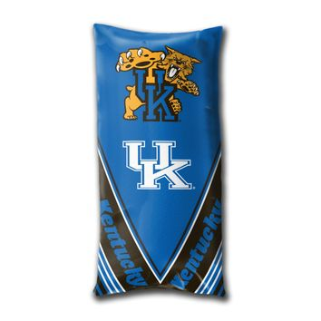 "Kentucky OFFICIAL Collegiate, 18""x 36"" Folding Body Pillow  by The Northwest Company"