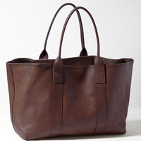Signature Westport Leather Tote: Bags and Totes | Free Shipping at L.L.Bean