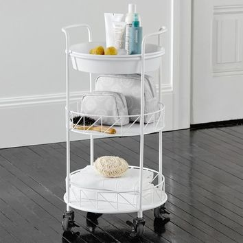 Wire Beauty Cart