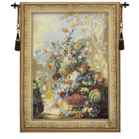 Bouquet d Arlay II Tapestry Wall Hanging
