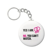 Yes I am. Key Chains from Zazzle.com