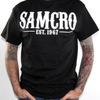 Sons Of Anarchy T-Shirt - Samcro 1967