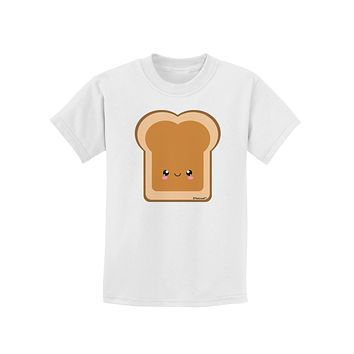 Cute Matching Design - PB and J - Peanut Butter Childrens T-Shirt by TooLoud