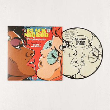 Clint Mansell - Black Mirror: San Junipero Original Score Picture Disc LP | Urban Outfitters
