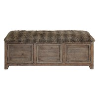 Truett Storage Bench