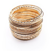Flash Industry Bangles
