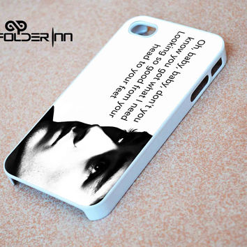 1D Zyan Kiss You iPhone 4s iphone 5 iphone 5s iphone 6 case, Samsung s3 samsung s4 samsung s5 note 3 note 4 case, iPod 4 5 Case