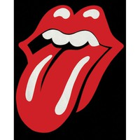 Rolling Stones Subway Poster