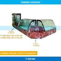 Bakery Case - Cashier Counter, Customized, 100*73*80 CM, TT-MD199A