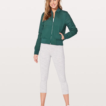Non-Stop Bomber *Reversible | Women's Jackets | lululemon athletica