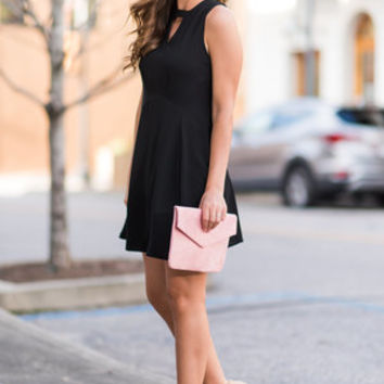 Beautiful Simplicity Dress, Black