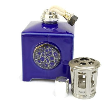 French Fragrance Diffuser. Perume Oil Burner. Berger Lamp. Aromatherapy.