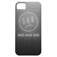 Rad and sad case