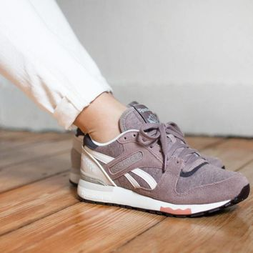 Reebok GL 6000 Jersey (Taupe / White / Plum / Clay / Chalk)