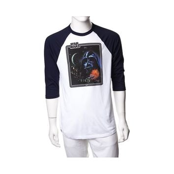Mens Vans Star Wars By Force Raglan Tee