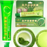 30g Unisex Aloe Acne Remove Vanishing Dispelling Plaster Cream Skin Care Beauty (Size: 30 g) [9325747460]