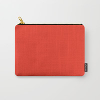Google Red Carry-All Pouch by spaceandlines