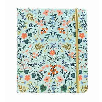 RIFLE PAPER CO. 2019 WILDWOOD COVERED SPIRAL PLANNER