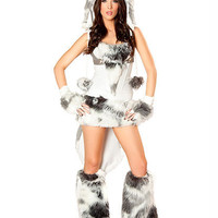 The Husky Costume | Sexy Clothes Womens Sexy Dresses Sexy Clubwear Sexy Swimwear | Flirt Catalog