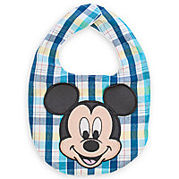 Mickey Mouse Bib for Baby
