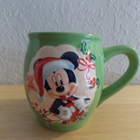 Disney Mickey Mouse and Friends Christmas Mug