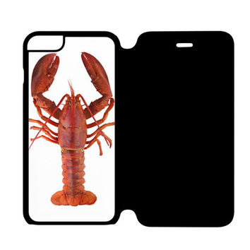LOBSTER iPhone 6 Flip Case Wijayanty.com