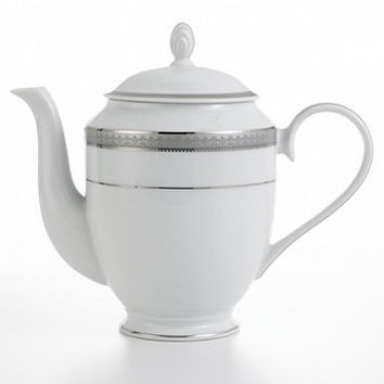 Mikasa Platinum Crown Coffee Pot | macys.com