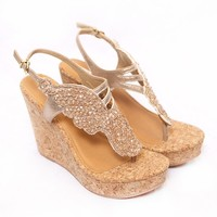 Wing Woman Wedges