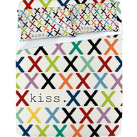 DENY Designs Home Accessories | Sharon Turner Kiss Sheet Set