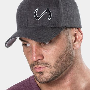 TLF 3D Logo Curved Fitted Hat