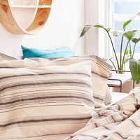 Rey Yarn-Dyed Stripe Pillowcase Set - Urban Outfitters