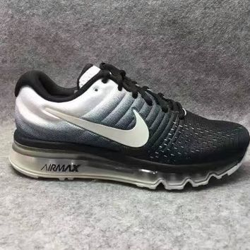 """NIKE"" Trending Fashion Casual Sports Shoes AirMax section Roses-purple"