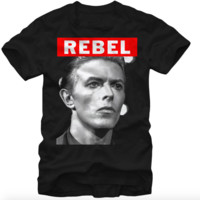 David Bowie Rebel