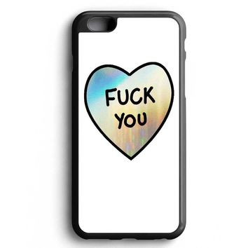 Custom Case Hologram Quotes Heart for iPhone Case & Samsung Case