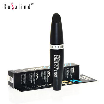 PARTY QUEEN Waterproof Silicone Mascara
