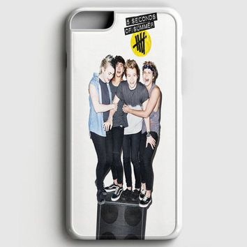 5 Seconds Of Summer With Quotes iPhone 6 Plus/6S Plus Case