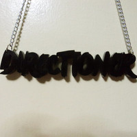 One Direction Necklace - Directioner