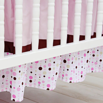 Cassie Crib Skirt