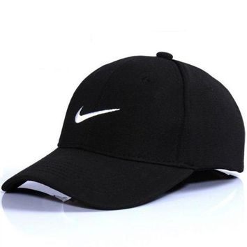 ESBOND NIKE GOLF NEW Adjustable Fit DRI FIT SWOOSH FRONT BASEBALL CAP HAT