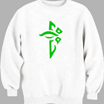 Ingress Enlightened Logo Sweater for Mens Sweater and Womens Sweater *