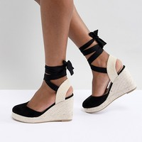 Pimkie Espadrille Wedges at asos.com