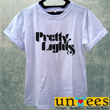 Pretty Lights Logo Women T Shirt