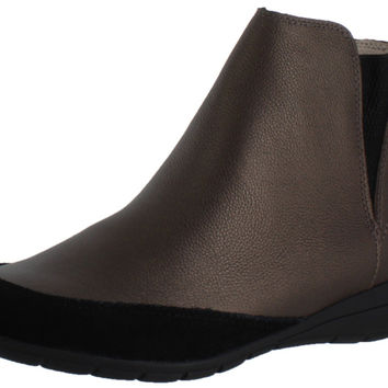 Sudini Grace Women's Ankle Chelsea Boots Booties Leather