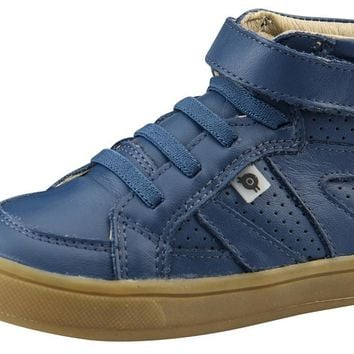 Old Soles Boy's and Girl's Starter Shoe, Jeans
