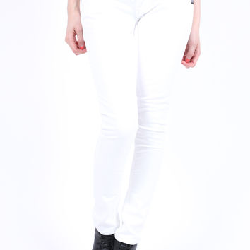 G-Star Raw Lynn Skinny Comfort Rilloh White Denim Rinsed White