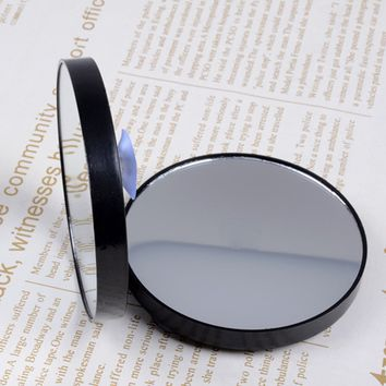 Top selling Makeup Mirror 3/5/10/15X Magnifying Mirror With Two Suction Cups Cosmetics Tools Round Mirror Magnification