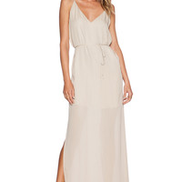 Rory Beca MAID by Yifat Oren Harlow Gown in Nude
