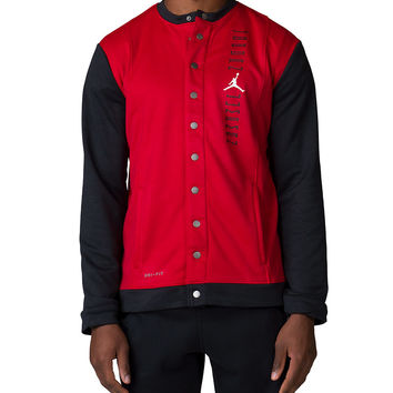 Jordan AJ 11 Jacket (Red) - AH1549-687 | Jimmy Jazz